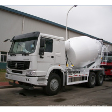 Sinotruk HOWO Concrete Mixer Truck for Middle East (QDZ5250GJBA)