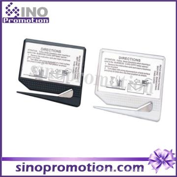 Hotselling Pocket Credit Card Metal Sword Letter Opener