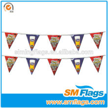 High quality felt bunting and pennant flags