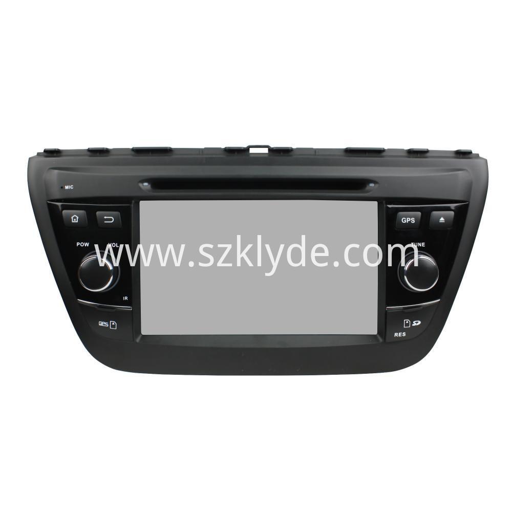 SX4 2014 Car Multimedia