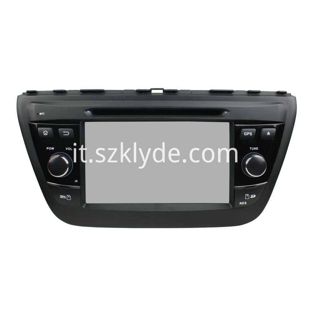 SX4 2014 Car Multimedia