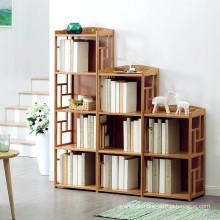 Bambus Bücherregal für Büro