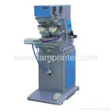 TM-S2 Ce haut qualité bicolore Pad Printing Machine avec navette
