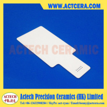 Электрическая Изоляция Глинозема Al2O3 Керамический Лист/Подложка