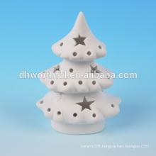 2016 new arrival ceramic christmas tree,white porcelain christmas tree