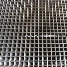 Folha de metal de fio soldado de aço inoxidável