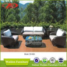 Muebles al aire libre del mimbre de los muebles (DH-863)