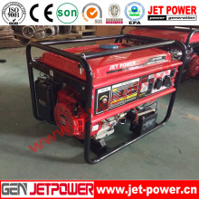 6kVA 6kw Electric Gasoline Petrol Power Generator