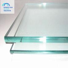 Fabrik Preis klar Float gehärtetes Gebäude Sicherheit Aquarium gehärtetem Glas