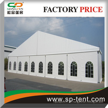 Kundenspezifische Clear Span Zelte für Veranstaltungen mit Möbel / Boden / Beleuchtung