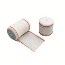 Bandage en gaze de coton de couleur médicale