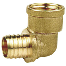 Brass Elbow Fitting for Water (a. 0425)