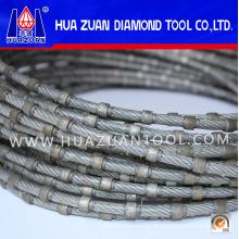 Qualitierte Diamant-Schneiddraht-Säge-Diamant-Drahtsäge für Marmorblock-Quadrieren
