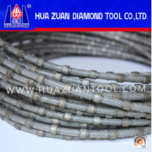 Qualitied Diamond Cutting Wire Saw Diamond Wire Saw for Marble Block Squaring