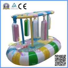 Electric Playground Equipment Swing Boxing Playground
