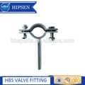 Pipe fittings Sanitary stainless steel pipe holder