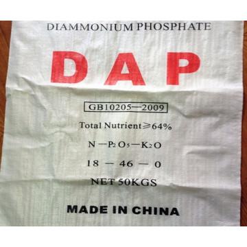 99% диаммонийфосфат. DAP 18-46, удобрение