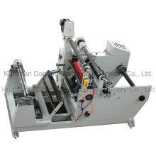 Máquina de rebobinamento de laminação de alumínio laminado
