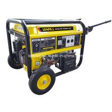 5.0 Kw Räder & Griff Tragbarer Benzin-Generator
