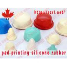 Manufacturer of silicone rubber for pad printing