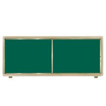 Quadro-negro de móveis de sala de aula para escrita a giz