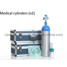 Potable Medical Oxygen Kit