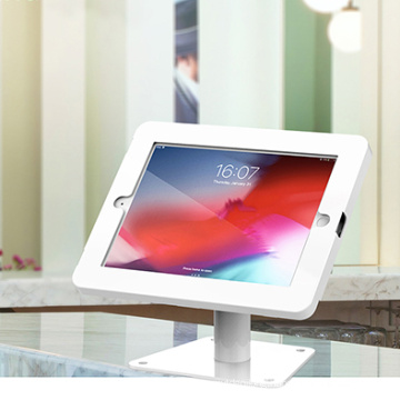 OEM&ODM  Tiltable table mount secure tablet stand 180 swivel stand tablet display stand