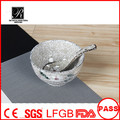 manufacture color glazed stoneware bowl ceramic bowl for promotional