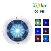 Al aire libre CE RGB iluminación solar solar subterráneo luz; ladrillo solar luz (JR-3210 Series