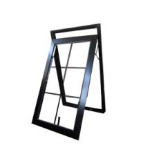 Fenêtre d'auvent en alliage d'aluminium