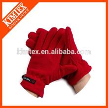 Bunte Klient made Fleece Großhandel Golf Handschuhe