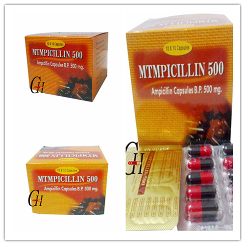 Ampicillin for Urinary Tract Infection