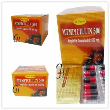 Ampicilina para la Infección del Tracto Urinario