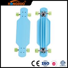 Monopatín personalizado longboard cuatro ruedas
