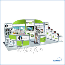 Curved Display rack ideas exhibition stands island exhibition booths Curved Display rack ideas exhibition stands island exhibition booths