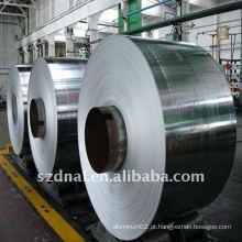 Bobina de papel alumínio 1070 para junta / espaçador fabricada na China