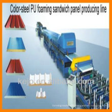 sandwich roof paneling machine supplier