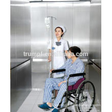Lits d'hôpital ascenseur