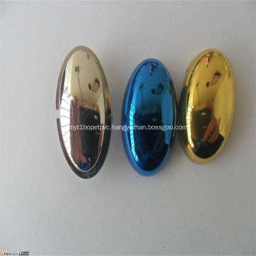 vacuum metalization of plastics