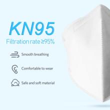 Masque de protection anti-buée anti-buée à 5 couches KN95