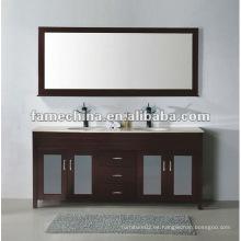 2013 gabinete de baño de madera maciza del roble del mejor venta
