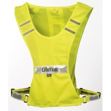 High Visibility Safety Vest for Sports, Cycling, Meet En