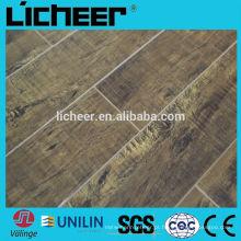Revestimento de pisos laminados China indoor Revestimento de pisos laminados pequenos pavimentos em relevo