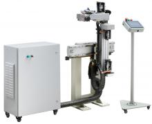 Swing Arm Feeding and Discharging Robot of Press