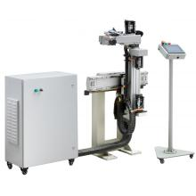 Swing Arm Feeding Robot for Punch Press