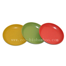 Bamboo Fiber Tableware Plate (BC-P2024)