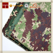 Cotton Ripstop Camouflage Fabric