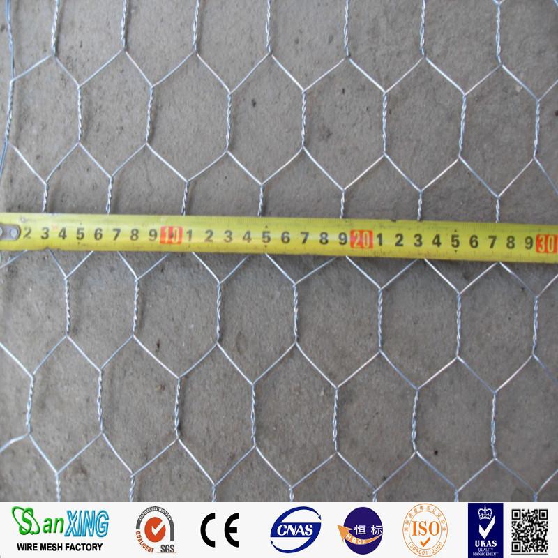 China Anping galvanisierte sechseckige Huhn-Maschendraht-Hersteller