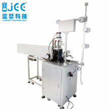 Automatic Metal Zipper Ultrasonic Open End Cutting Machine