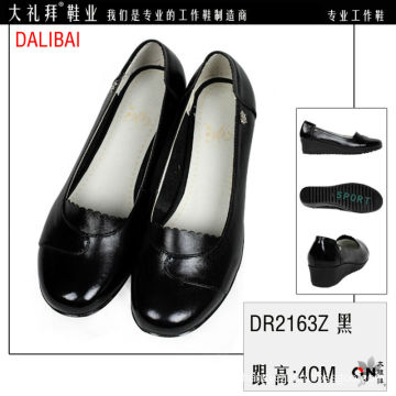 Discount name brand leather women dress shoes